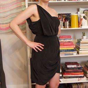 Zimmermann Dresses - Zimmerman one shoulder silk dress 1